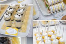 Baby P shower ideas
