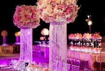Śluby - wystrój
