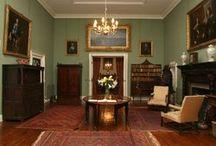 Winton Castle Rooms / Interior rooms at Winton Castle