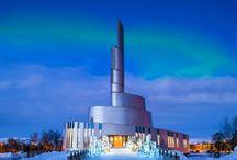 Kirker i Finnmark