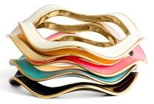 Les bijoux et la couleur / des couleurs très relevées, des tons vifs rendent ces bijoux particulièrement beaux !