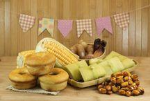 Festa Junina / Receitas e inspirações de decoração para sua festa junina