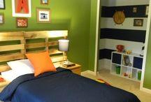 Landon's Room / by Breanna Herring