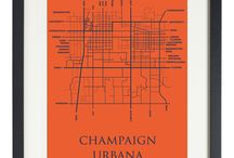 Champaign-Urbana Themed Gifts