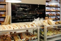 Interiores panaderia