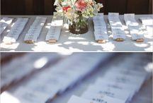 Wizytówki weselne