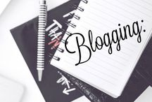 Blogging the Write Way / Blogging and Writing Tips