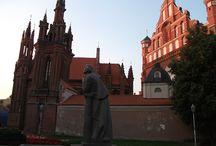 Pielgrzymki na Litwę i na terenie Polski