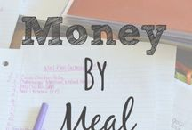 Household budget tips / Tips and tricks for how to save money managing a household.