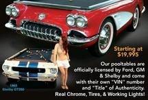 Awesome Corvette Gifts / Corvette gift ideas for the Corvette lover in your life.  / by Hendrick Corvette