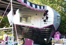 VINTAGE CAMPER TRAILORS (Me & Shannon are looking for vintage campers) / by Shelia Ikner