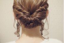 hair styles / by Elizabeth Murray