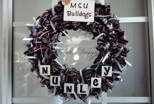 Mississippi State / by Kathryn Carver