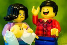 Lego Minifigures Life