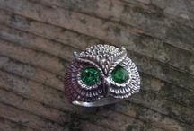 owl stuff / by Sherry Dibble