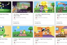 Early Literacy Videos
