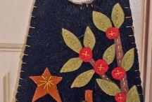текстильные коврики-салфетки