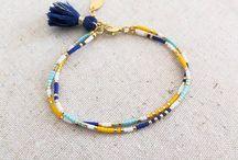 Tissage Perles Bracelet