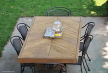 Udendørs bord