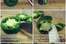 kitchen skills