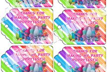 birthday party ideas trolls