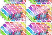 birthday party ideas trolls