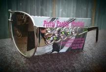 Metal Frames  / by Pistol Packin' Pretties