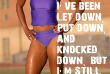Motivational / A strong and healthy mind can develop a strong and healthy body.