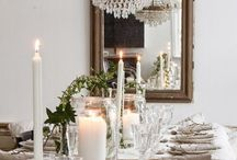 Christmas Styling / Inspirational Christmas Scenes. Not affiliated with Fig & Dove