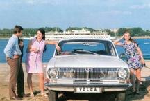 Soviet Car Love