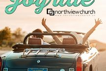 Joyride - Our Last Sermon Series / Get encouragement from our Joyride series by learning what it means to experience joy! Visit northviewchurch.us/resources/messages for more information or to watch weekend messages. / by Northview Church
