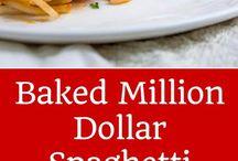 Baked $million  Spaghetti