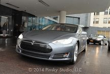WDS2 Experience / Tesla Motors displayed the Model S and offered test drives to guests!