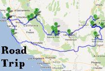 Road trip SF/LA