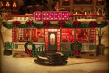 Diner / by Larry Brown