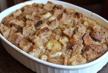 Bread Puddings & Stuffings / by Lorie