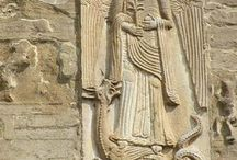 Medieval Stone relief