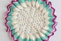 Girasole crochet