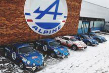 Alpine & Gordini