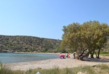 Swim, dive, sail and relax on a Chios beach / No two beaches in Chios are the same! Discover a different one every day of your stay!