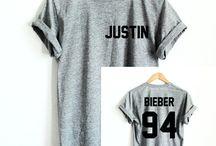 Justin Bieber T Shirt