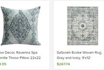 Rug Matching Throw Pillows / Looking for Throw Pillows to match your favorite rug? Pillow Decor Ltd offer a wide range of high quality throw pillows made in France, Spain, India, Canada and China.  Visit https://www.houzz.com/pro/pillowdecor/ for more designs.