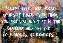Quotes / by Amber Early