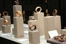 Jewelry Exhibition Display