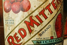 Old Advertising / by Ann Holaday