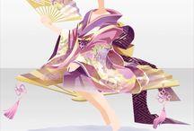 kimono manga