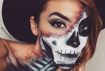 Halloween make up / Halloween make up