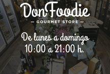 Don Foodie, tu tienda gourmet