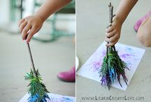 Childcare art and craft ideas