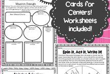 Center/Station ideas
